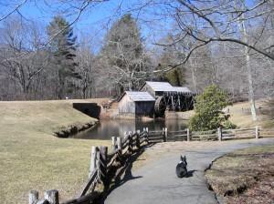 At Mabry's Mill