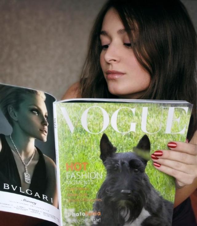 Vogue Stuart