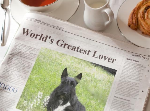 world's greatest lover