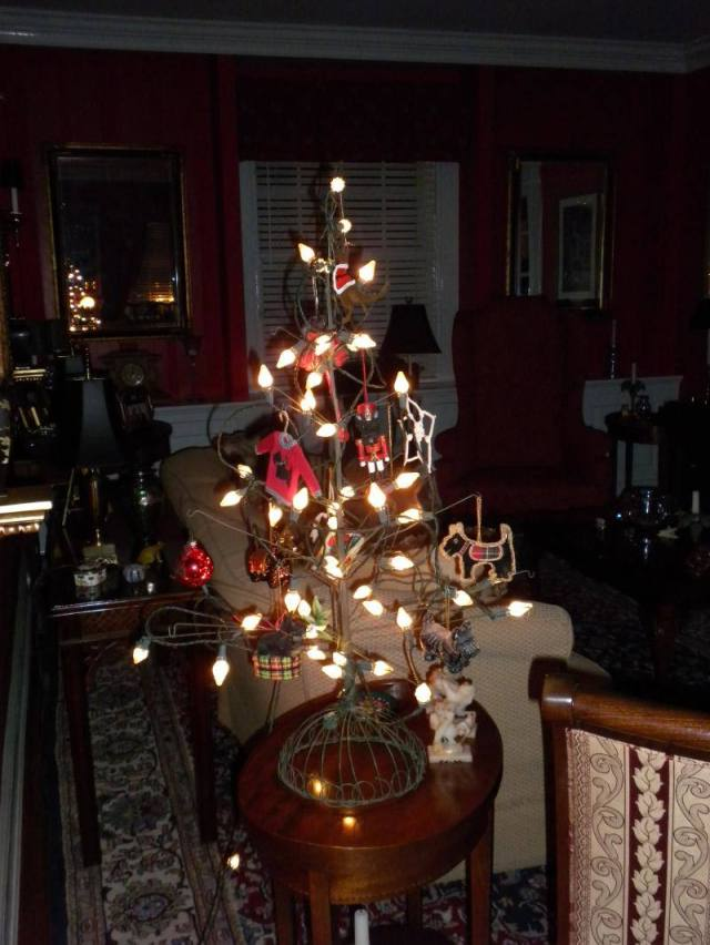 my Scottie tree...