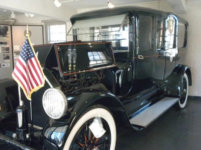woodrow's car