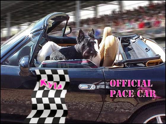 Kyla+-+pace+car