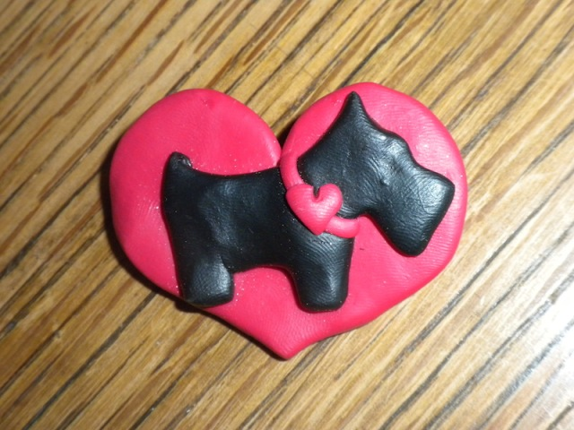 red-playdough-pin